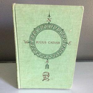 Julius Caesar biography by John Gunther Hardback